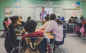 Class, Classroom, Teacher