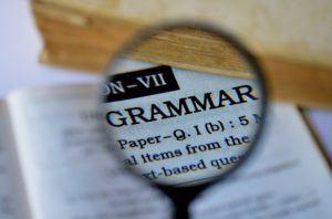 Grammar Magnifier, Magnifying Glasses