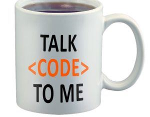 Coffee Cup, Programmer