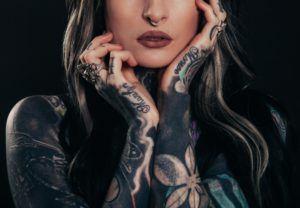 Tattoed Woman