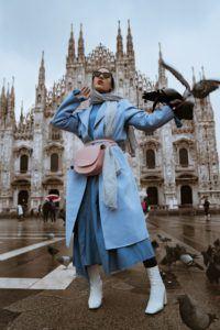 Lost at the Duomo de Milan