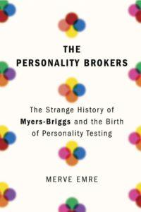 Screenshot of the Book Cover The Personality Brokers