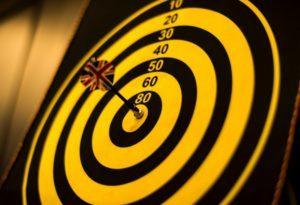 Dart, Bullseye