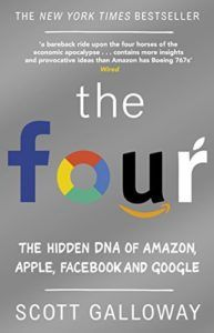 Screenshot of the Book cover The Four