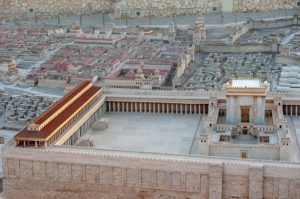 Biblical Hebrew Online Courses: Jerusalem Temple Model