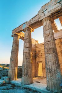 The Parthenon Greece