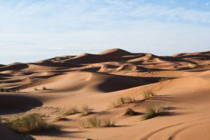 What Is the Biblical Meaning of Faith? Desert Dunes
