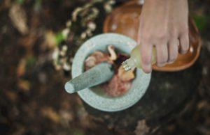 Mortar and Pestle that Are Useful in Alternative Medicine Certification