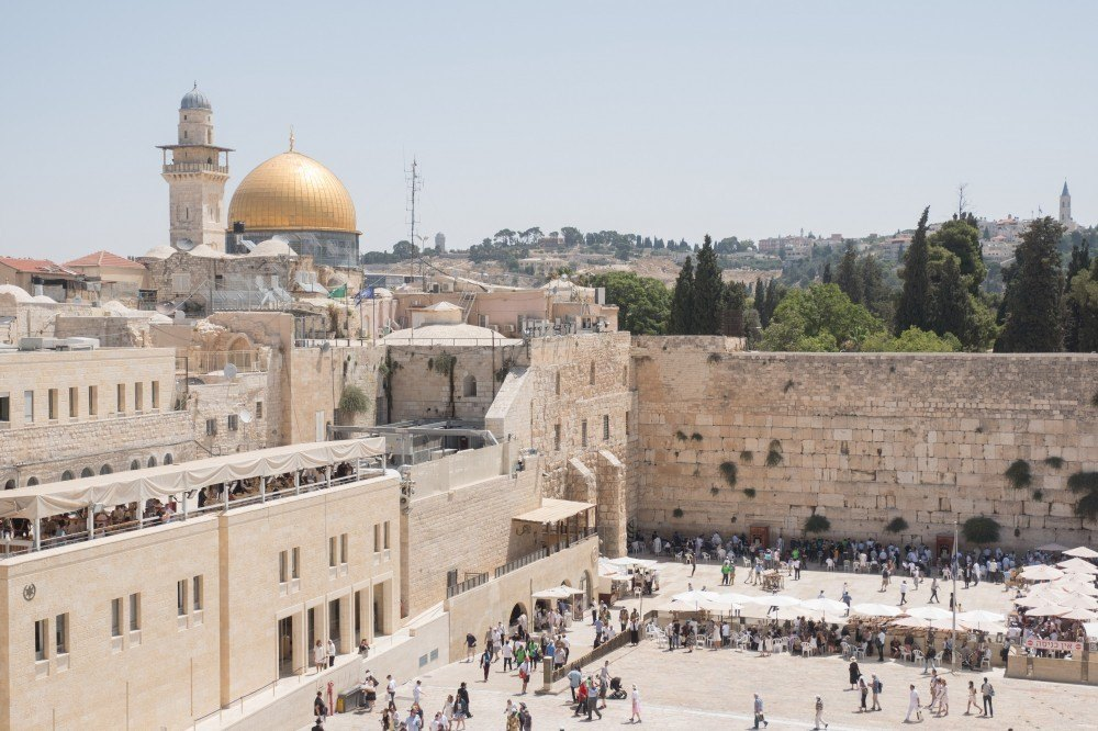 In What Language Was the Old Testament Written? The City of Jerusalem