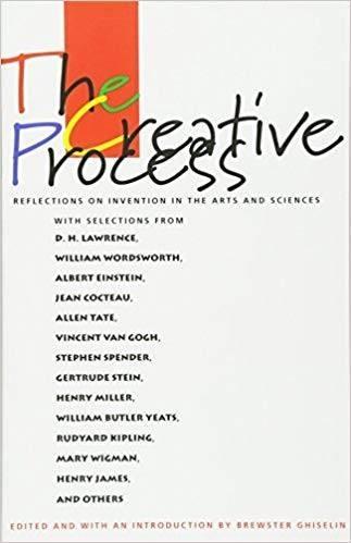 Book Cover The Creative Process