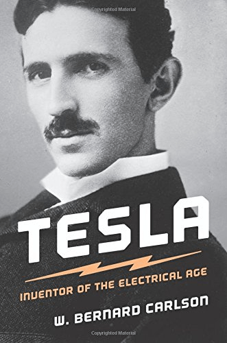 Nikola Tesla: Experiments, Inventions and Science - Book Cover