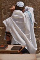 Jewish Religion and Beliefs: Jew Praying