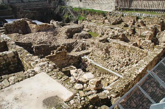 Ruins of the City of David