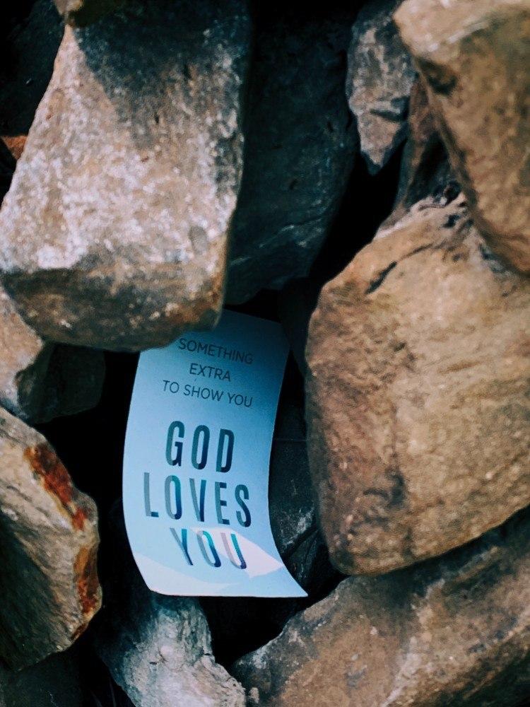 God Loves You Book