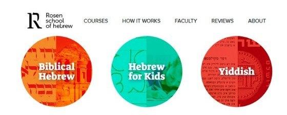 Hebrew for School: Hebrew Course Presentation