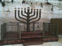 Hanukah's Menorah