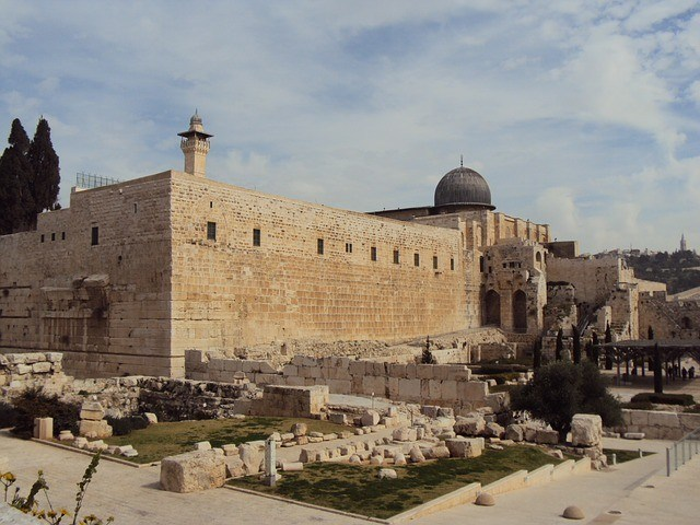 How to Begin Studying the Bible: Jerusalem
