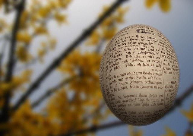 Do Jewish People Celebrate Easter? Easter Egg