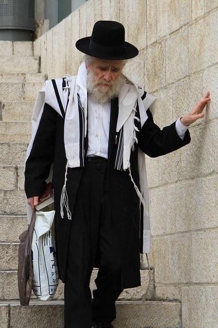 Old Jewish Man
