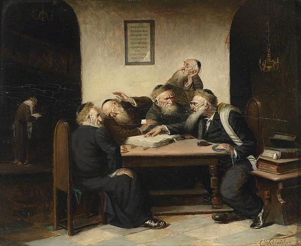 Carl Schleicher A Controversy on Talmud