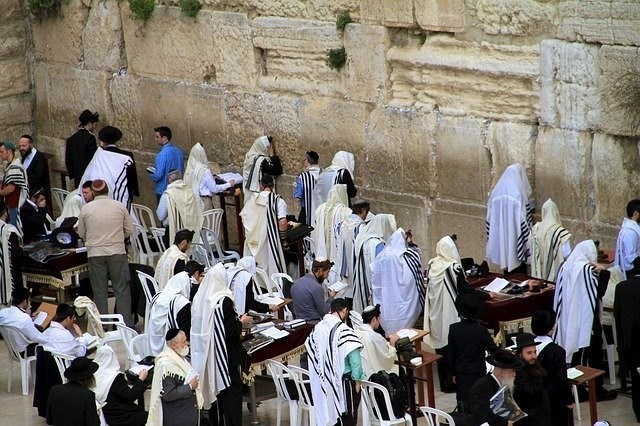 Judaism, Practices and Rituals: the Wailing Wall