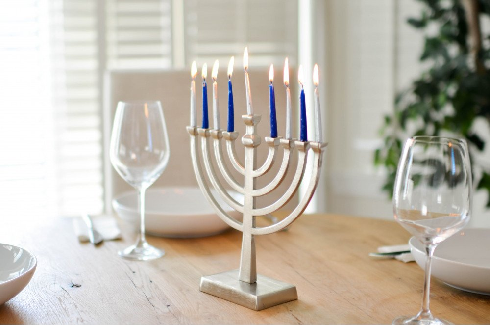 Do Jewish People Celebrate Thanksgiving? - Candle Holder